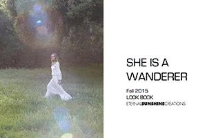 "Eternal Sunshine Creations ""She is a Wanderer"""